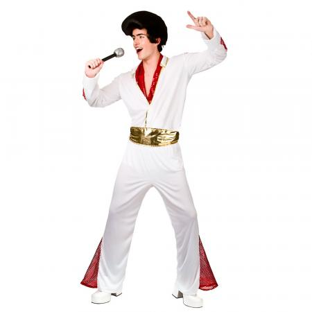Elvis King of Rock`n Roll Kostüm