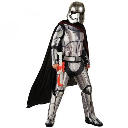 Captain Phasma Star Wars Herrenkostüm Deluxe