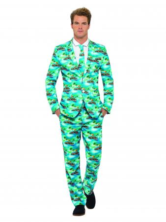 Mister Hawaii Party Anzug Stand Out Suit