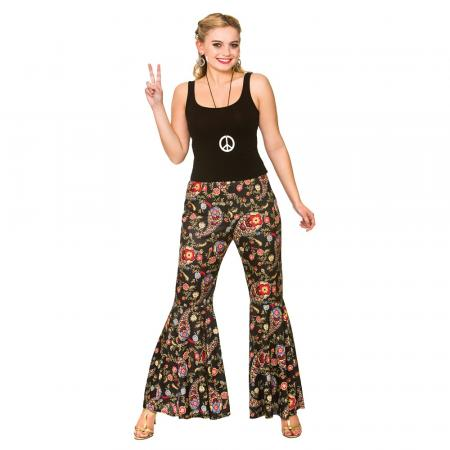 Groovy Hippie Pants Schlaghose
