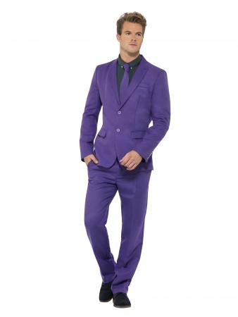 Mister Purple Party Anzug lila Stand Out Suit