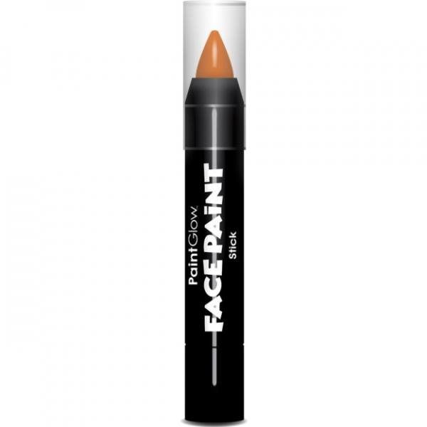 Paintglow - Face Paint Stick Schminkstift in Orange