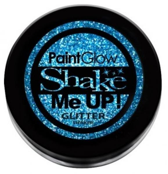 Paintglow Holographic Nail Glitter Shaker Blue
