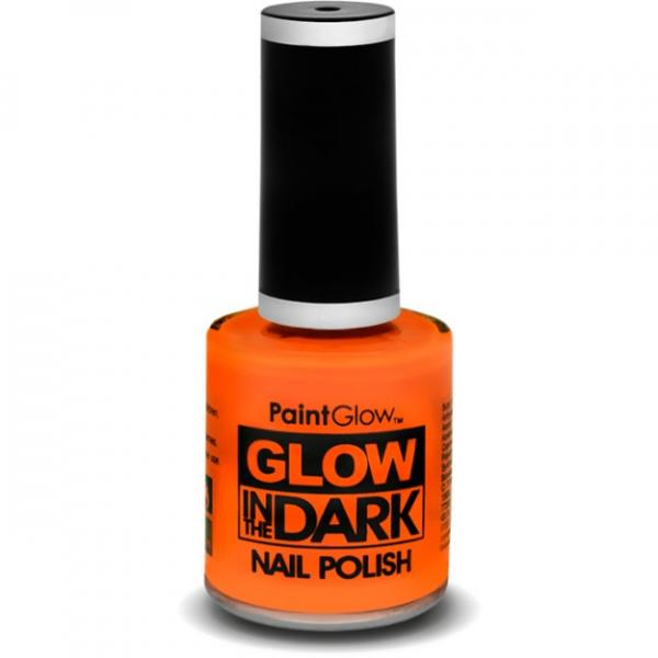 Painglow Glow In The Dark - Nagellack Orange