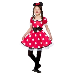 Minnie Mouse Kinderkostüm