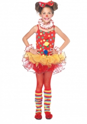 Leg Avenue C48153 Circus Clown Kinderkostüm