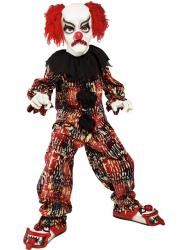 Zombie Alley Halloween Horror Scary Clown Kinder-Kostüm
