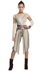Star Wars Episode VII Rey Damenkostüm Deluxe