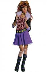 Clawdeen Wolf Monster High Kostüm