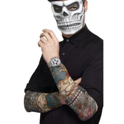 Arm Tattoo Ärmel Day of the Dead