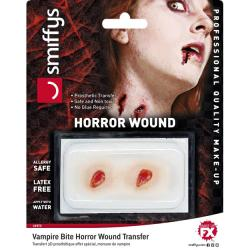FX Make-up Vampir Biss Wunde