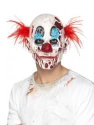 Zombie Horror Clown Vollkopf Maske