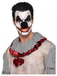 Horror Clown Make-up Set mit Zähne