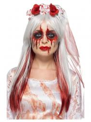 Blutige Braut Make Up Halloween Set