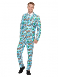 SAW HorrorOktoberfest Party Anzug StandOut Suit  Party Anzug StandOut Suit