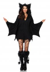Leg Avenue 85311 Fledermaus Kostüm Cozy Bat
