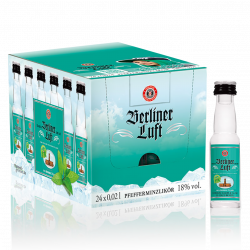 Berliner Luft Pfefferminz Shot 2cl