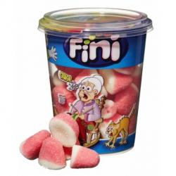 Fini Cup Strawberry Kisses 200g
