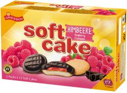 Griesson Soft Cake Himbeere 2x12er