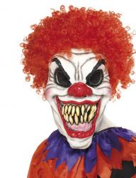 Scary Clown Maske Horror Fratze