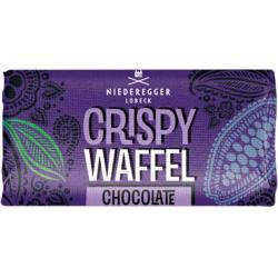 Niederegger We Love Chocolate Klassiker Crispy Waffel 12.5g