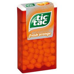 Tic Tac fresh Orange 49g Dragees XXL-Spender